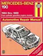 Mercedes-Benz 190 1984-88 Automotive Repair Manual (Haynes Automotive Repair Manuals)