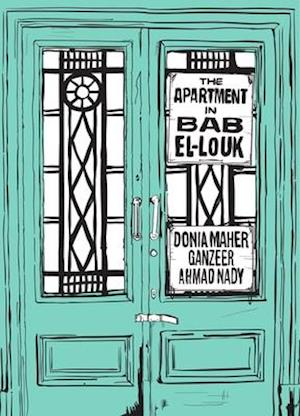 Bog, paperback The Apartment in Bab el-Louk af Donia Maher