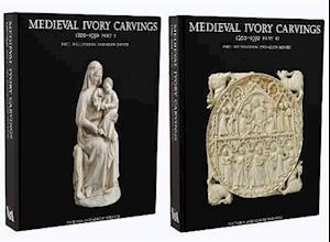 Medieval Ivory Carvings 1200-1550 af Paul Williamson