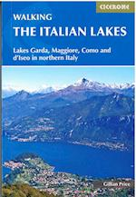Walking the Italian Lakes af Gillian Price