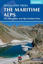 Walks and Treks in the Maritime Alps af Gillian Price