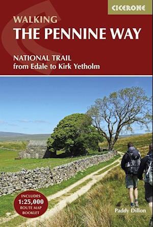 Bog, paperback Walking the Pennine Way af Paddy Dillon