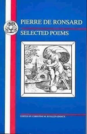 Poemes af Pierre De Ronsard, Christine Scollen Jimack, Christine M Scollen Jimack