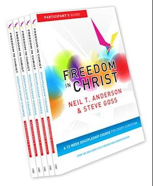 Freedom in Christ af Neil T. Anderson