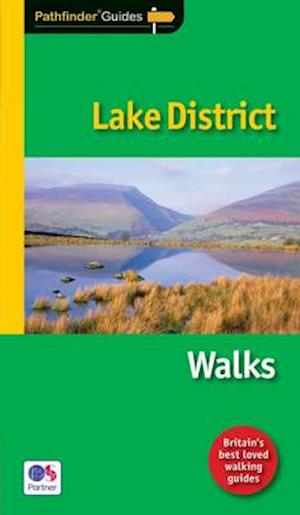 Pathfinder Lake District: Walks af Crimson Publishing, Terry Marsh