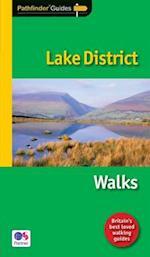 Pathfinder Lake District: Walks af Crimson Publishing, Terry Marsh