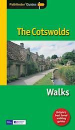 Pathfinder the Cotswolds af Crimson Publishing, John Brooks, Brian Conduit