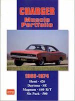 Charger Muscle Portfolio 1966-1974 af R. M. Clarke
