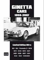 Ginetta Cars 1958-2007 af R. M. Clarke
