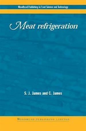 Bog, hardback Meat Refrigeration af S. J. James