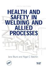 Health and Safety in Welding and Allied Processes af N.C. Balchin