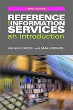 Reference and Information Services af Kay Ann Cassell