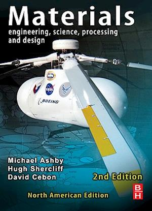 Materials 2/E with Online Testing af Michael F. Ashby, Hugh Shercliff, David Cebon