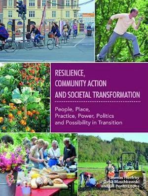 Bog, paperback Resilience, Community Action & Societal Transformation