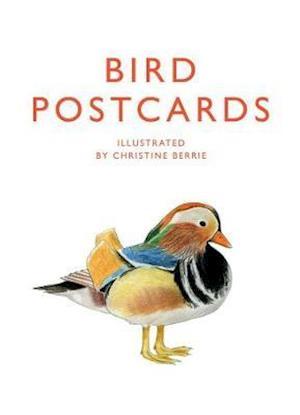 Bird Postcards af Christine Berrie