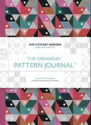 Dreamday Pattern Journal af Laurence King Publishing