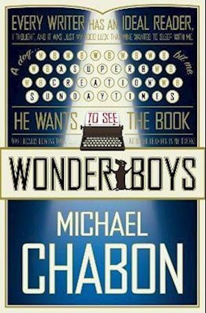 Wonder Boys af Michael Chabon