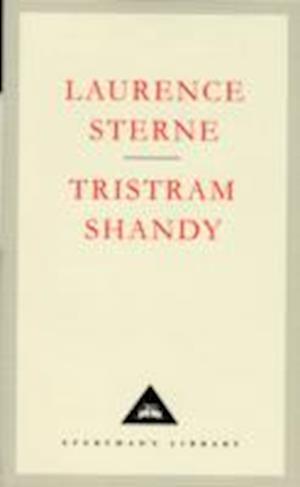 Tristram Shandy af Peter Conrad, Laurence Sterne