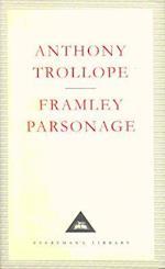 Framley Parsonage af Graham Handley, Anthony Trollope