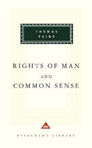 The Rights of Man and Common Sense af Michael Foot, Thomas Paine