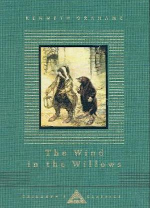 The Wind in the Willows af Arthur Rackham, Kenneth Grahame