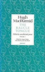 The Raucle Tongue af Hugh MacDiarmid