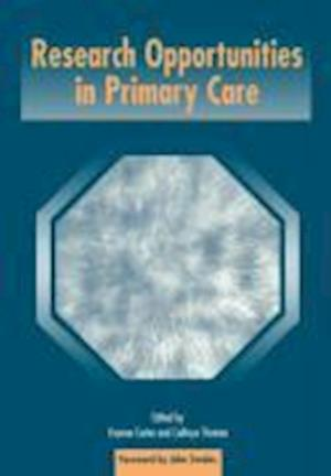 Research Opportunities in Primary Care af Yvonne Carter