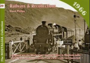 Railways and Recollections af David Phillips
