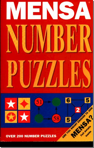 Mensa Number Puzzles
