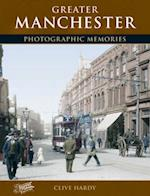 Greater Manchester af Clive Hardy