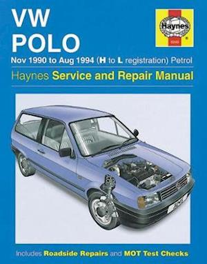 Volkswagen Polo (90-94) Service and Repair Manual af A K Legg