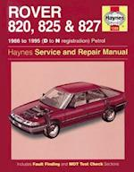 Rover 800 Series Service and Repair Manual (Haynes Service and Repair Manuals, nr. 1380)