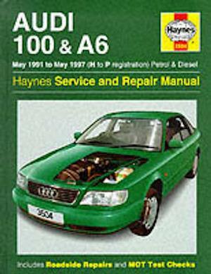 Bog, hardback Audi 100 and A6 (1991-97) Service and Repair Manual af Mark Coombs, A K Legg