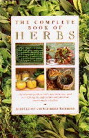 Bog, hardback The Complete Book of Herbs af A. M. Clevely