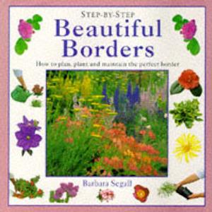 Bog, hardback Beautiful Borders af Barbara Segall
