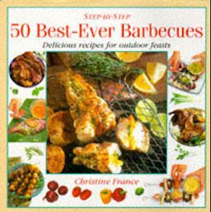 Bog, hardback Best-ever Barbecues af Christine France