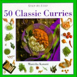 Bog, hardback 50 Classic Curries af Manisha Kanani