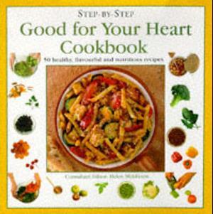 Bog, hardback Good for Your Heart Cookbook af Helen Middleton