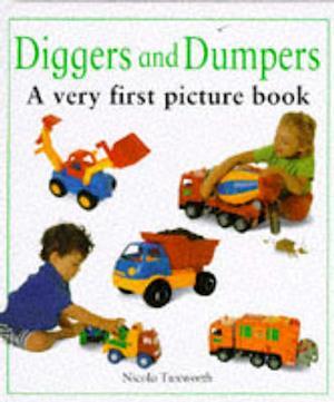 Bog, hardback Diggers and Dumpers af Nicola Tuxworth
