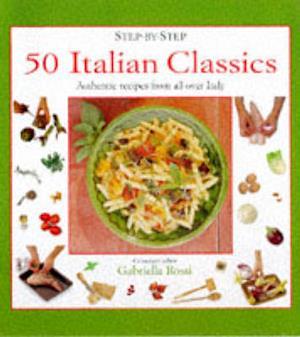 Bog, hardback 50 Italian Classics af Carla Capalbo