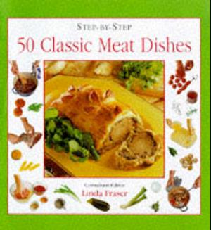Bog, hardback 50 Classic Meat Dishes af Linda Fraser