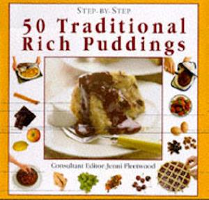 Bog, hardback 5- Traditional Rich Puddings af Jenni Fleetwood