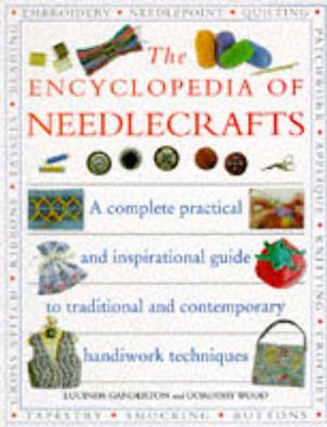 Bog, paperback The Encyclopedia of Needlecrafts af Lucinda Ganderton