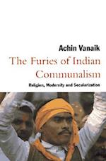 The Furies of Indian Communalism af Achin Vanaik