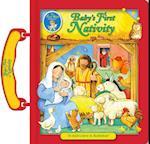 Baby's First Nativity Carry Along af Allia Zobel Nolan
