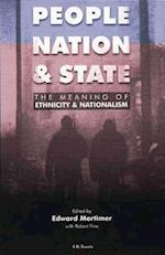 People, Nation and State af Edward Mortimer, Robert Fine