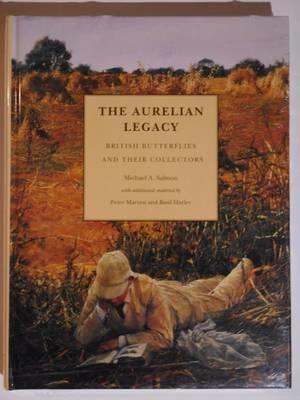 Bog, hardback Aurelian Legacy af M. Salmon