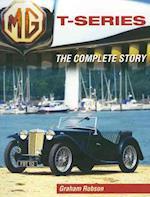 MG T-Series af Graham Robson
