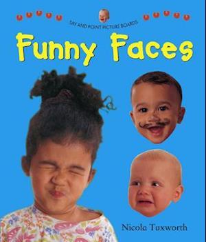 Funny Faces af Nicola Tuxworth