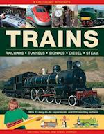 Trains (Exploring Science)
